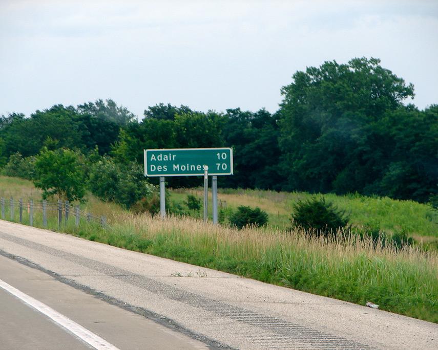 10 miles to Adiar, Andrew D. Barron©7/29/08