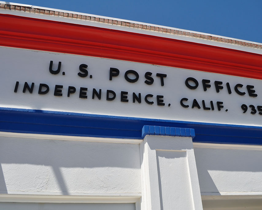 Independence, Calif, 93526, Andrew D. Barron ©7/20/10