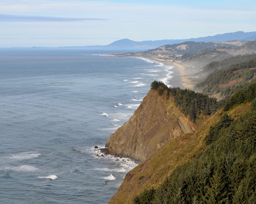 Cape Sebastian, Curry County, OR, Andrew D. Barron ©12/5/10