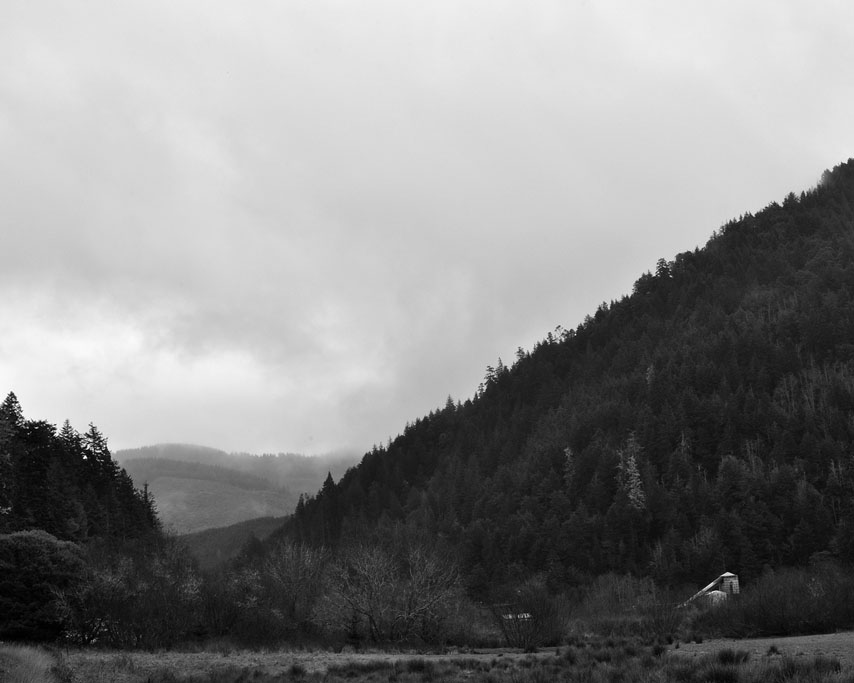 Ophir, Curry County, OR, Andrew D. Barron ©1/12/11