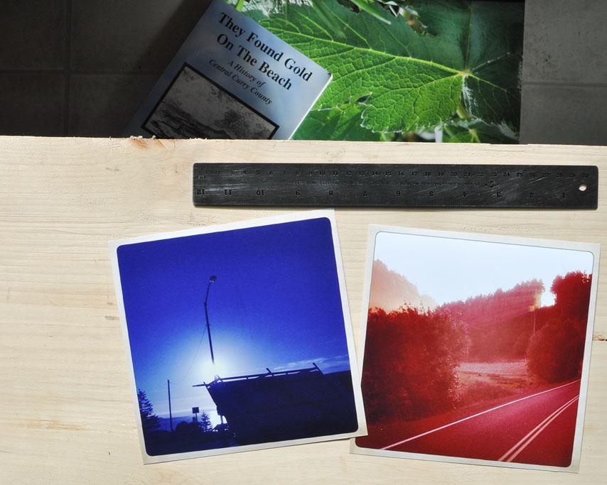 Hipstamart 7 inch prints, Andrew D. Barron ©1/31/11