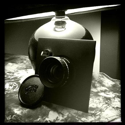 $2 50mm f/2.8 Componon-S Enlarging Lens, Andrew D. Barron ©1/17/11