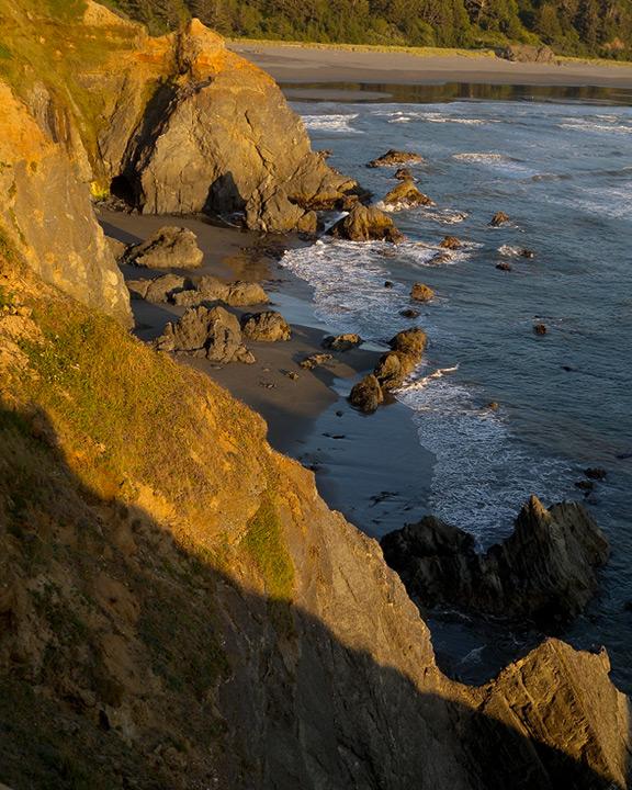 Bailey Beach from Otter Point, Andrew D. Barron©8/4/11