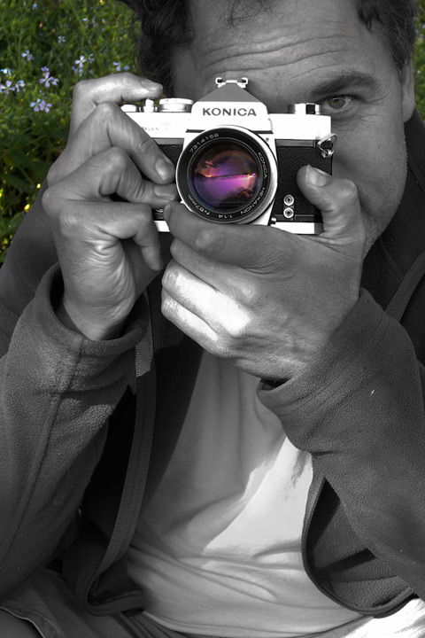 Konica Autoreflex T, Andrew D. Barron©8/6/11