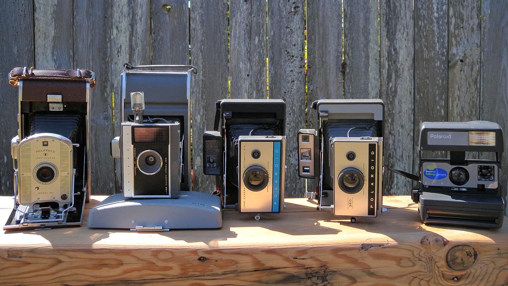 Polaroids, Andrew D. Barron©8/17/11