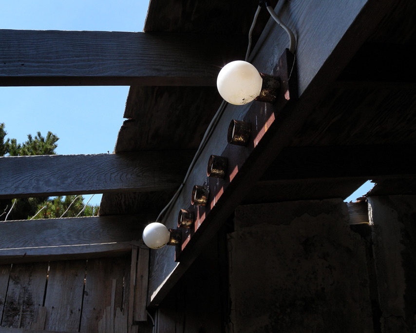 Old house, Wedderburn Hills, OR, Andrew D. Barron©8/21/11