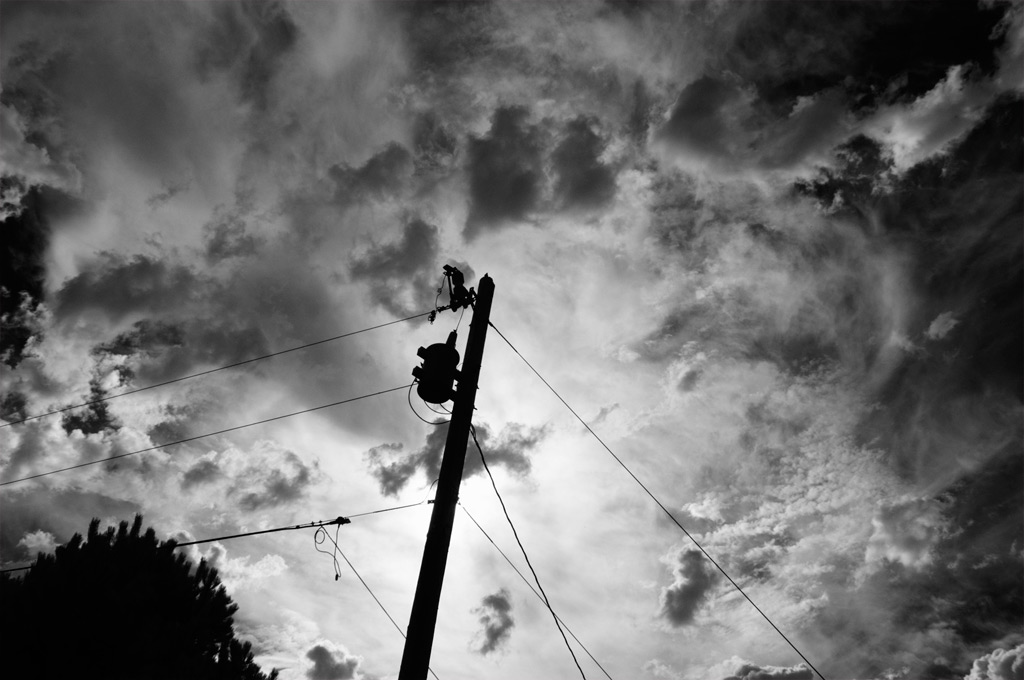 Spooky clouds, Andrew D. Barron©8/26/11