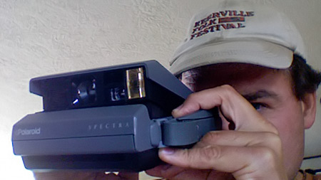 $1 Polaroid Spectra, Andrew D. Barron©8/20/11