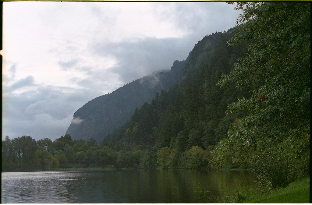 Benson State Park, Columbia River gorge, Andrew D. Barron©10/15/11