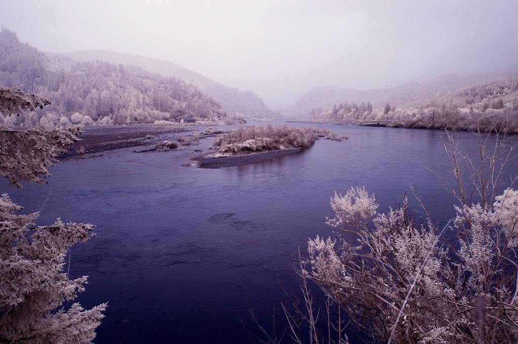 Rogue River, Andrew D. Barron©12/30/11