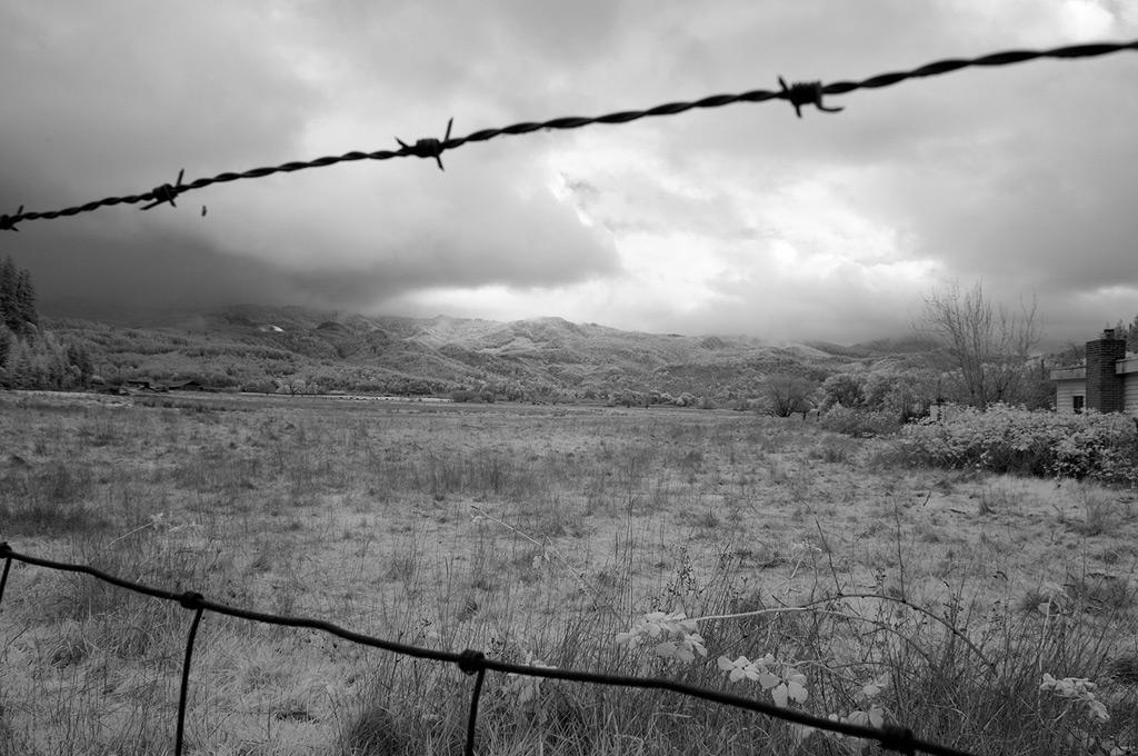 Across the Rogue, Andrew D. Barron©12/30/11
