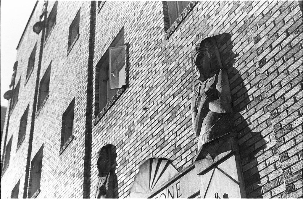 Blackstone Dorm, Portland State University, Andrew D. Barron©12/8/11
