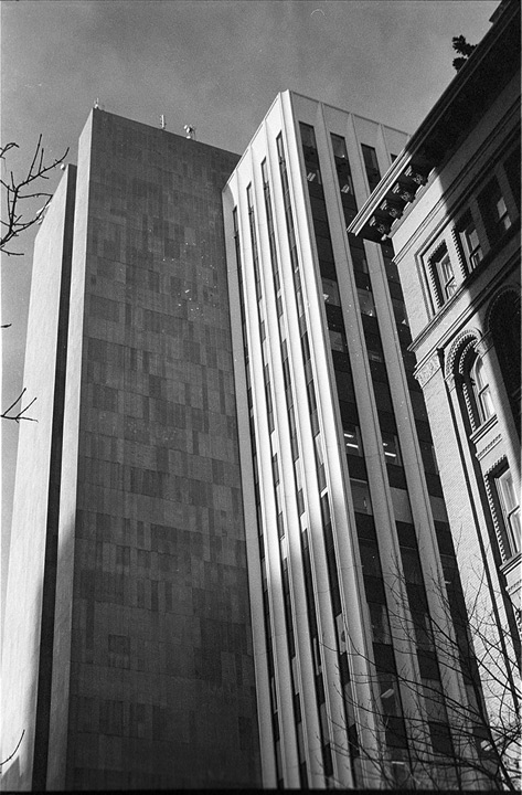 Downtown Portland, Andrew D. Barron©12/8/11