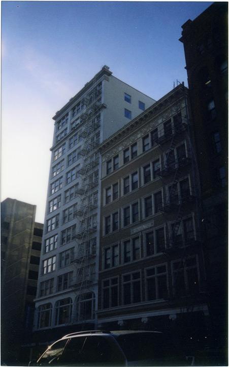 Portland building, Andrew D. Barron©12/8/11
