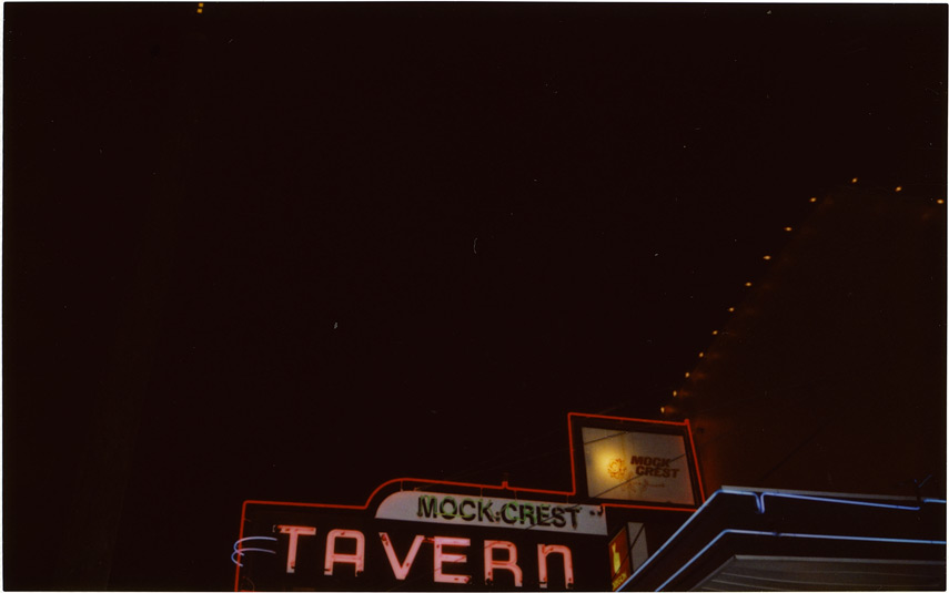 Mock Crest Tavern, Andrew D. Barron©12/8/11