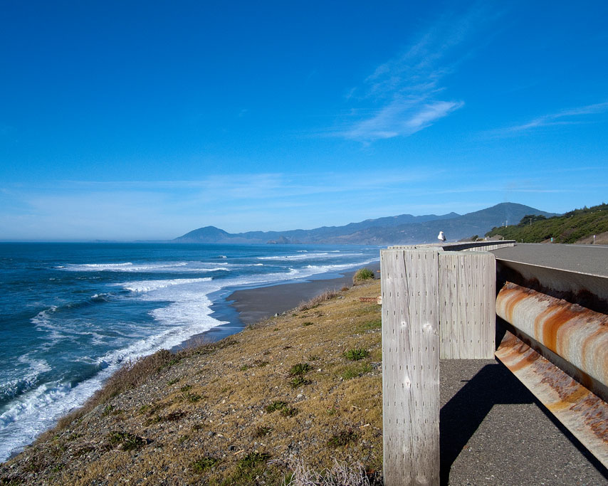 Ophir beach, Curry County, Andrew D. Barron ©2/1/11