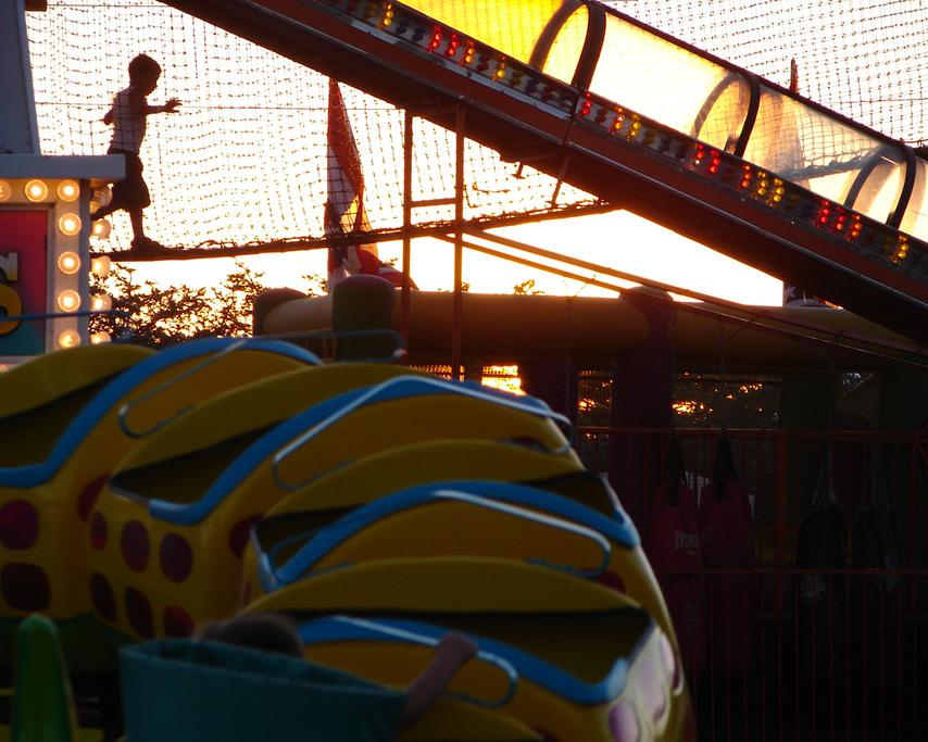 Fair fun, Curry County Fair, Andrew D. Barron©7/30/11