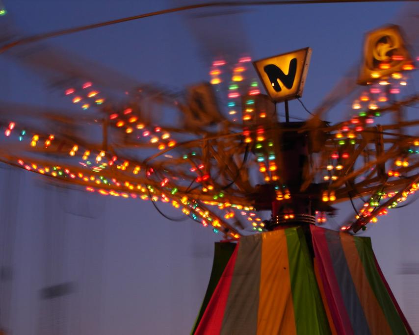 Fair rides, Curry County Fair, Andrew D. Barron©7/30/11