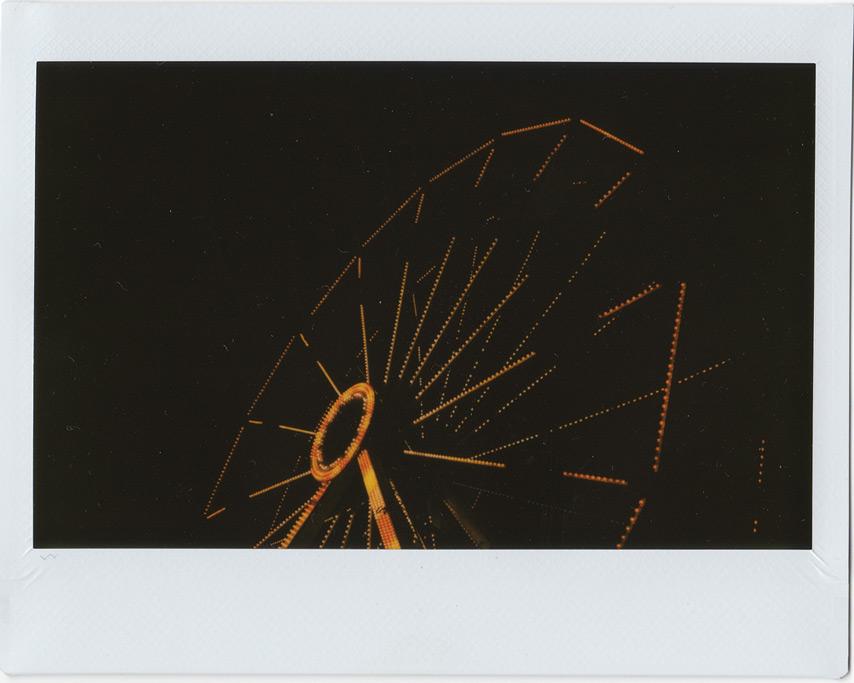 Instax shoots Ferris Wheel, Andrew D. Barron©7/30/11