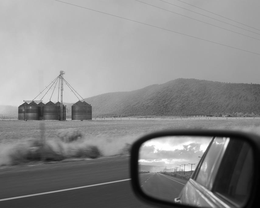 En route to Klamath Falls, Andrew D. Barron©1/15/12