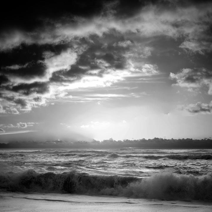 Ophir sunset, Andrew D. Barron©2/26/12