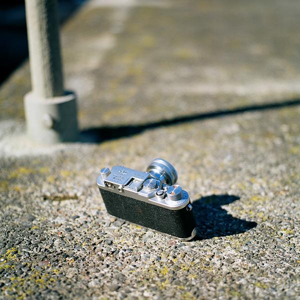 Leica IIIf @ Port Orford Heads, Andrew D. Barron©3/27/12