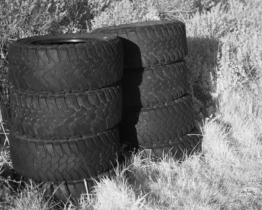 Tires, Andrew D. Barron©4/5/12