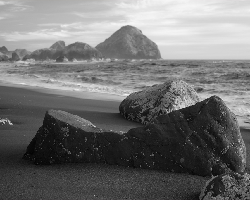 Sisters Rocks, Andrew D. Barron©4/22/12