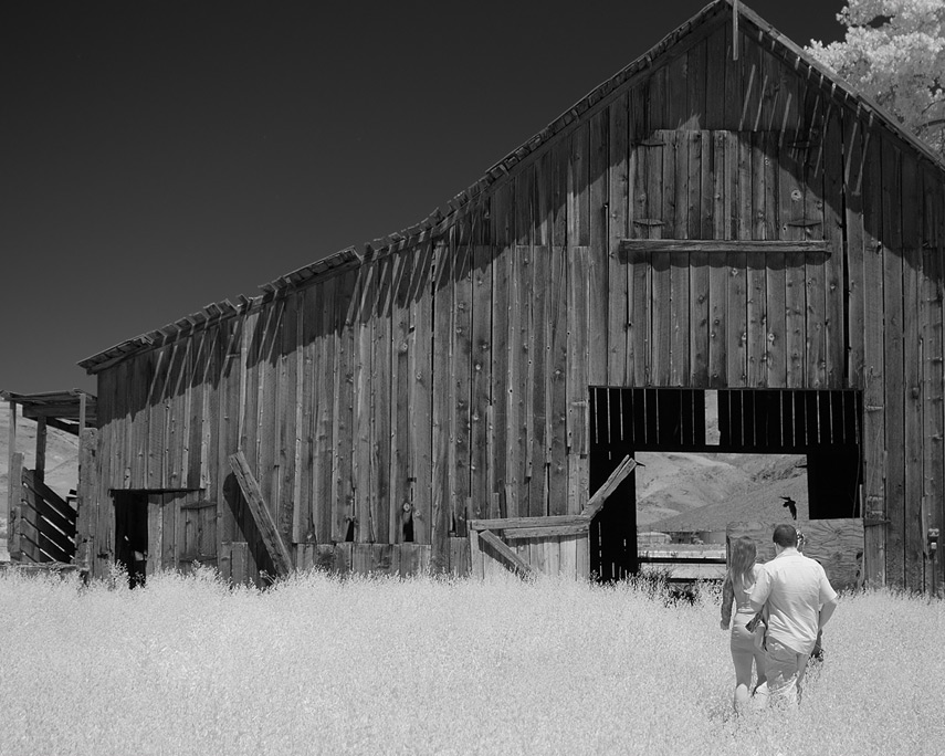 Shoot location, east Reno, Andrew D. Barron ©6/10/12