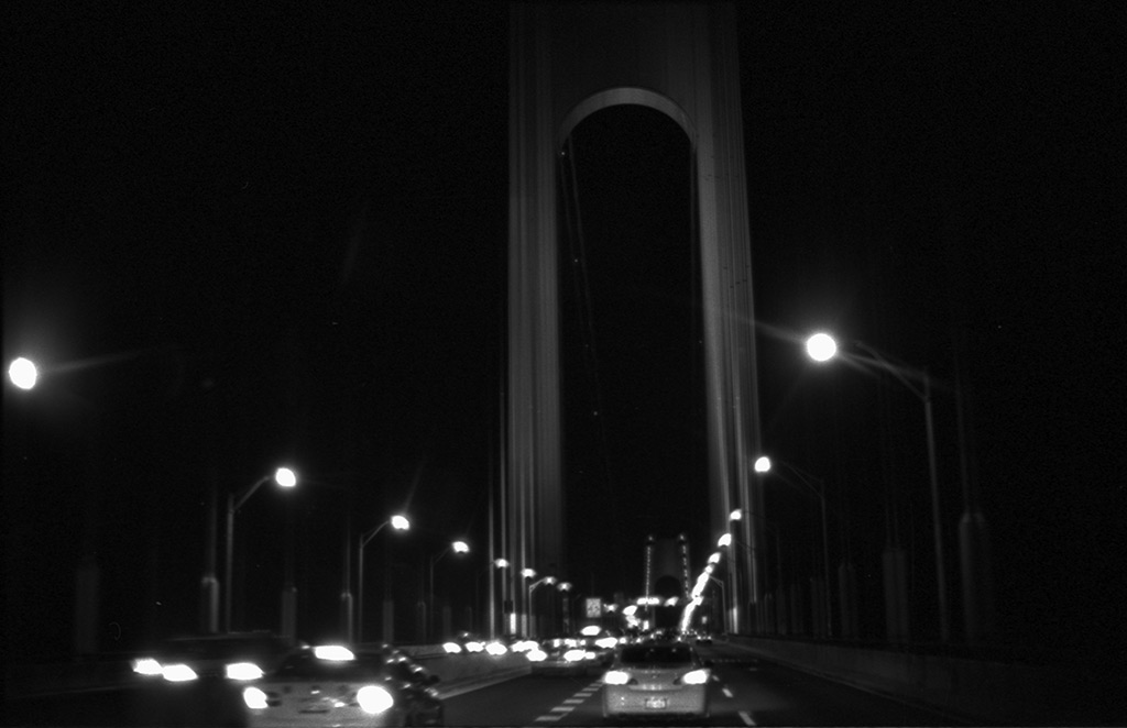 Verrazano Narrows, Andrew D. Barron©10/15/2013 [Nikomat FT2; 50mm ƒ1.4, TriX]