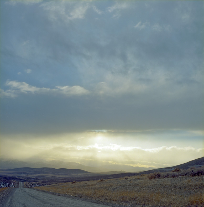 On the way home, Andrew D. Barron©12/21/12 [Hasselblad 500c/m, distagon 50mm ƒ4, Ektar 100]