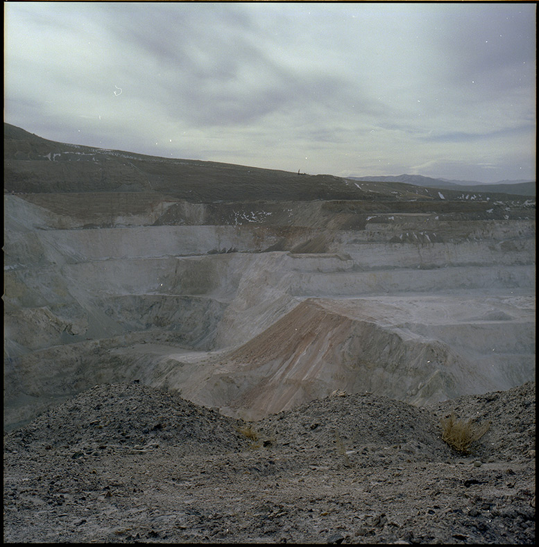 Mine tour, Andrew D. Barron©12/21/12 [Hasselblad 500c/m,Portra 400:shot #3]