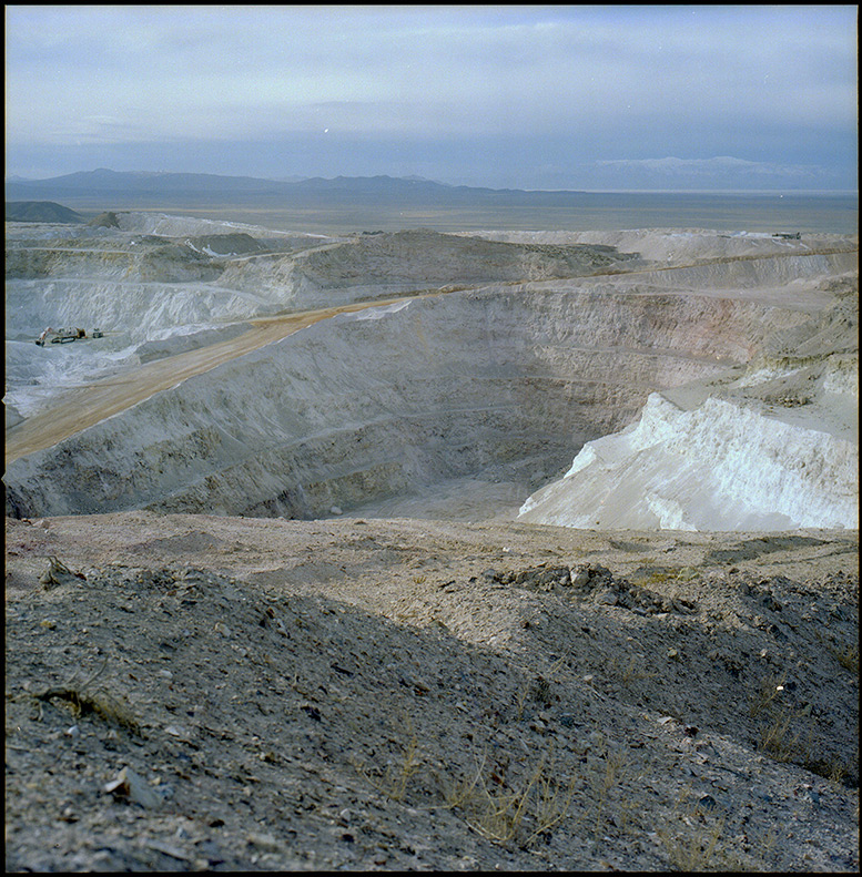 Mine tour, Andrew D. Barron©12/21/12 [Hasselblad 500c/m,Portra 400:shot #4]