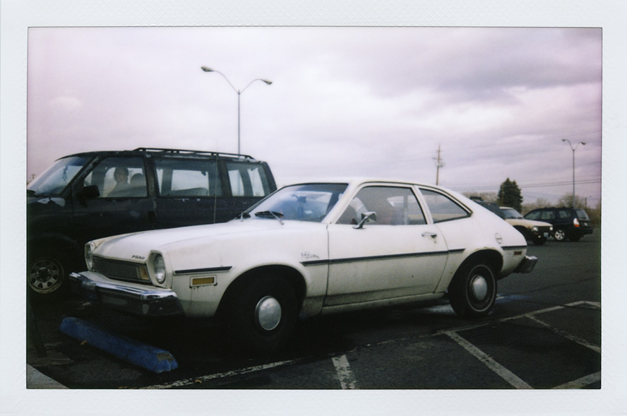 The Pinto, Sparks, NV, Andrew D. Barron©1/25/13 [Fujifilm Instax 210, silver edition]