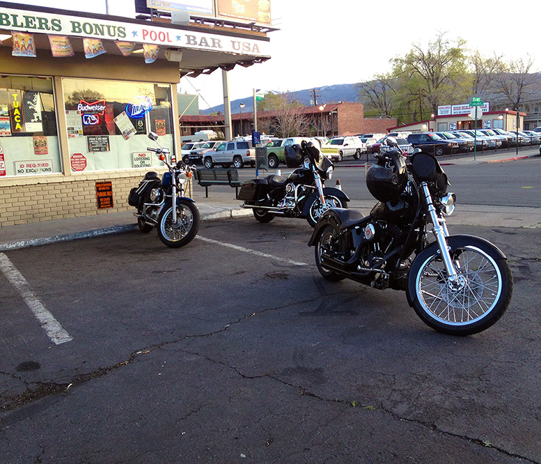 Bikers, Reno, NV, Andrew D. Barron©4/12/13 [Iphone 4s 645PRO]