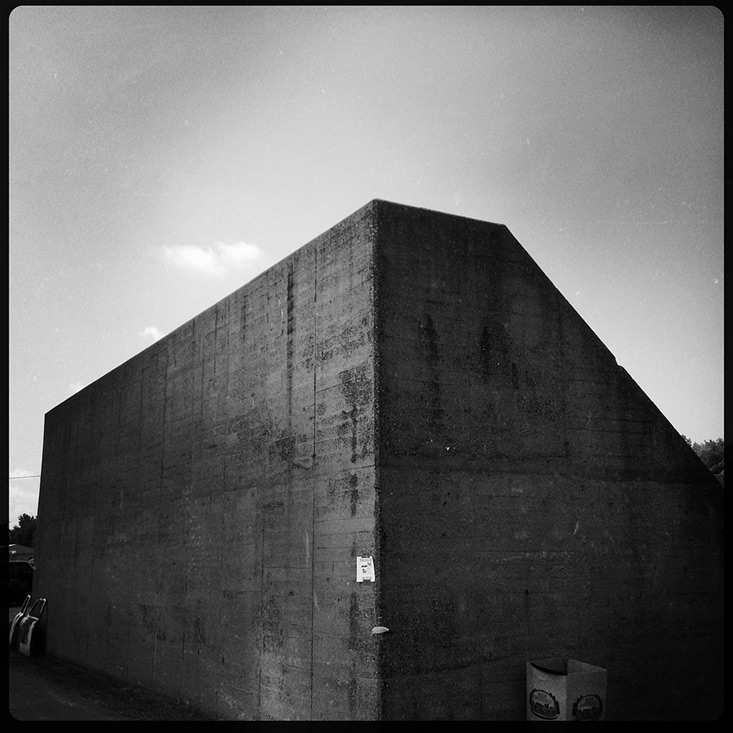 Bunkers, Evansville, IN, Andrew D. Barron©8/23/13 [iPhone 4s;Hipstamatic]
